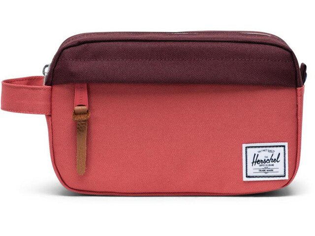 Herschel Chapter Carry On Kit de Viaje, mineral red/plum
